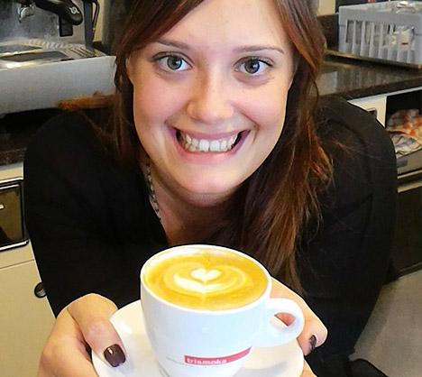 Chicas cafè Trismoka a Iseo (BS)