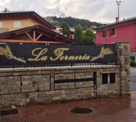 Bar La Forneria Trismoka a Solto Collina (BG)