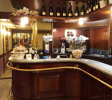 Caffetteria Rusconi Trismoka a Darfo Boario Terme (BS)