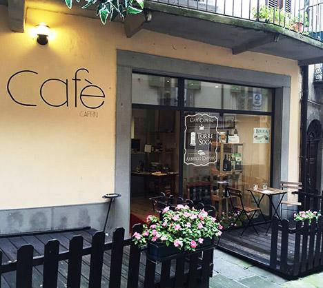 Caffetteria Caprini Trismoka a Lovere (BG)