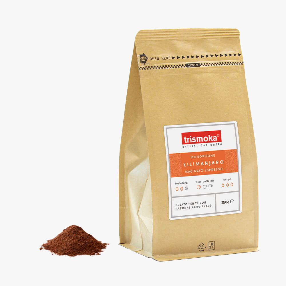 Caffè arabica 100% Kilimanjaro