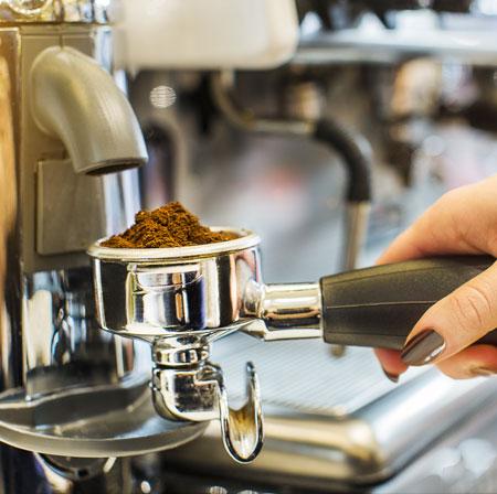 Caffè italiano per bar