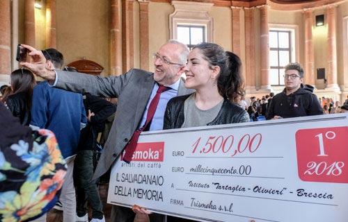 concorso per studenti Trismoka Collection
