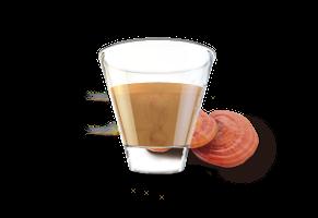 Caffè alla ganoderma