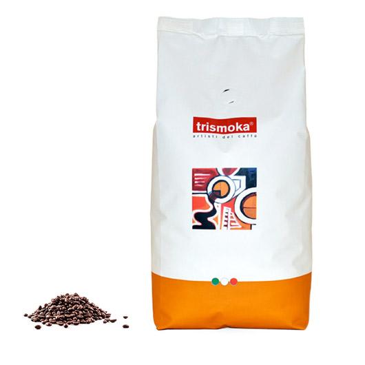 Miscele Caffè per bar 50% Arabica 50% Robusta - Italia Trismoka