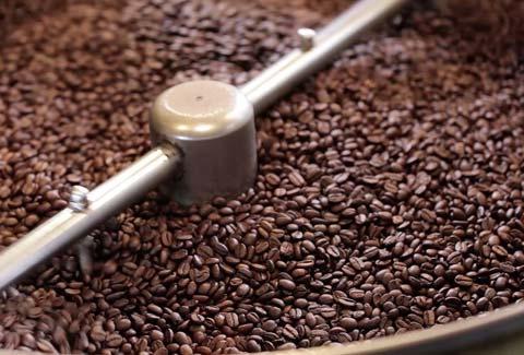 tostatura caffè Trismoka