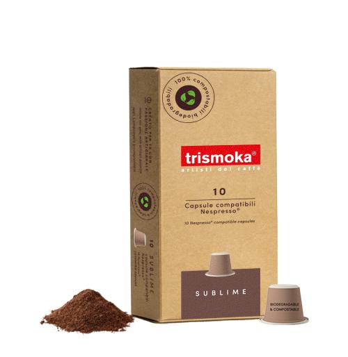 capsule caffè sublime Trismoka