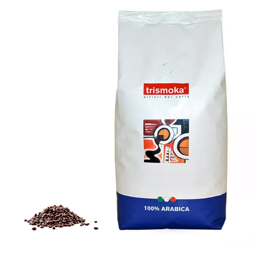 Miscele Caffè per bar 100% Arabica - Gourmet Trismoka