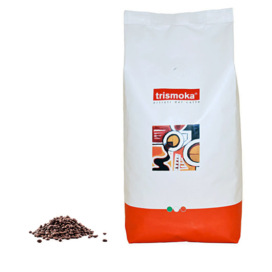 Miscele Caffè per bar 80% Arabica 20% Robusta - Degustazione Trismoka