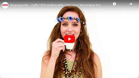 video Gourmet 100 - Miscela di caffè 100% arabica Trismoka